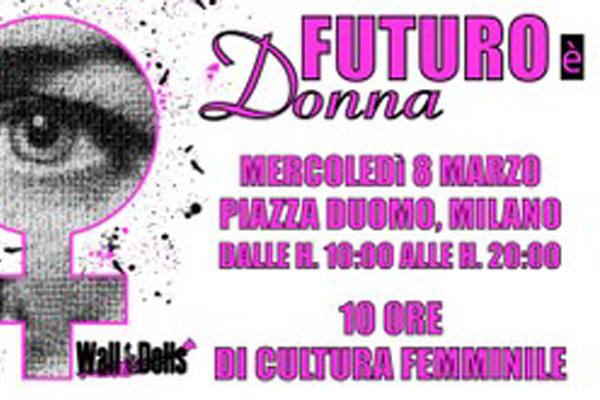 Milano: 8 Marzo 2017