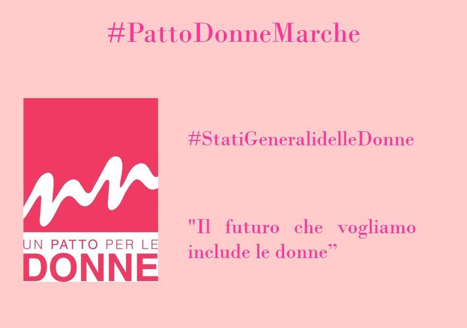 Elezioni 20-21 settembre 2020: #PattodelleDonne per le Marche